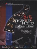 천둥 / Ch'ŏndung : Thunder Begins: Celebration of Drums